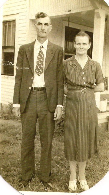 Deward Vaughn' Parents