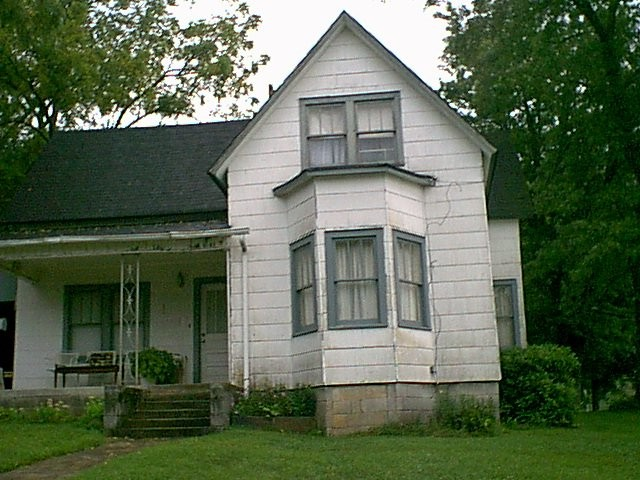 Beautiful This Home, Once Owned By Dr. And Mrs. A.B. Qualls, Sr., Was Moved From East  Main To South Goodpasture Street After Being Placed On Logs And Then Pulled  By ...
