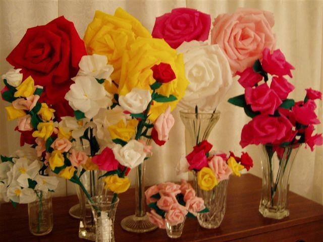 Crepe paper flowers mightylinksfo