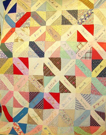 Taylor's Crossroads Quilt and the Presbyterian Church : quilts definition - Adamdwight.com